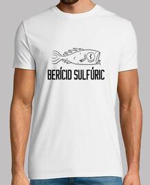 Berícid Sulfúric - Logo Negre