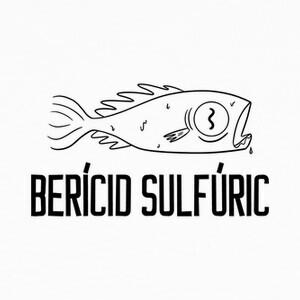 Camisetas Berícid Sulfúric - Logo Negre
