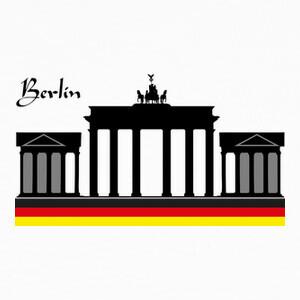 Camisetas Berlin ciudad alternativa Arte