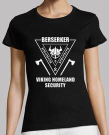 berserker girl t-shirt