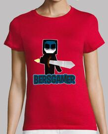 BersGamer - Camiseta Chica