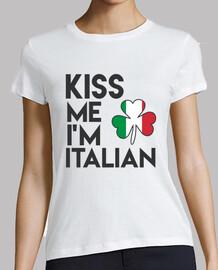 bésame im italiano