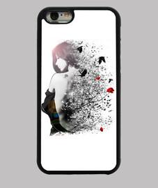 bescheidenheit coque iphone 6 schwarz