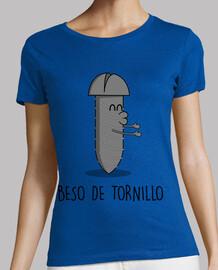 Beso de Tornillo Black