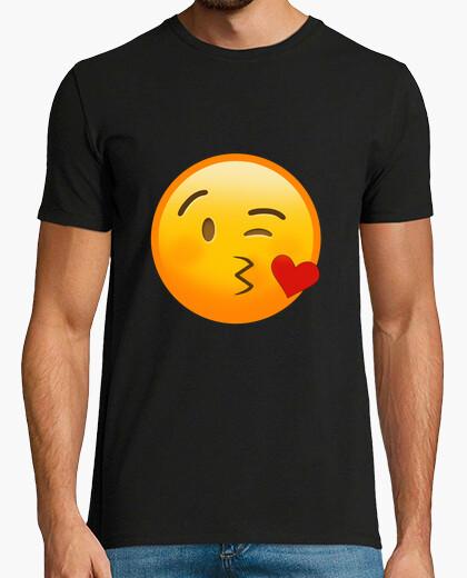 Camiseta besos