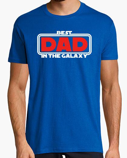 Camiseta Best Dad in the Galaxy