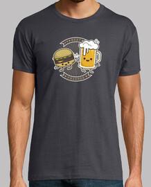 best friends - mejores amigos cerveza y