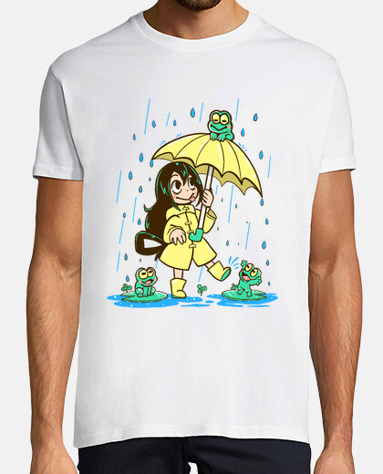 Best Frog Girl - Mens shirt