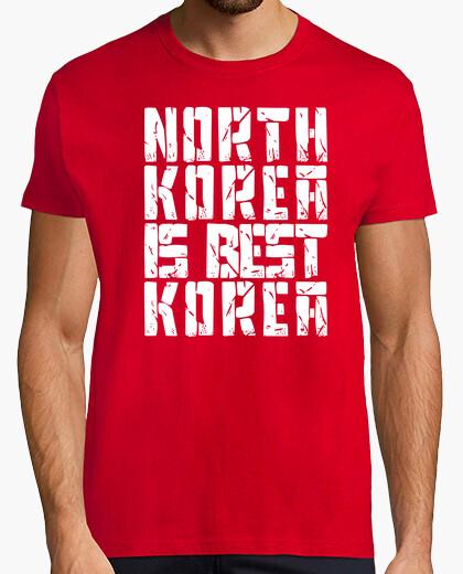 Camiseta Best Korea