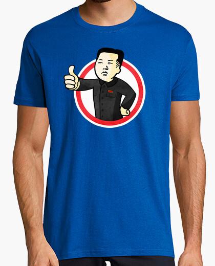 Camiseta Best Korea Never Changes