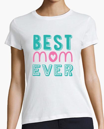 Camiseta Best mom ever