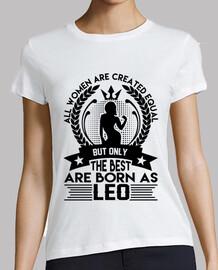 best women are born as leo