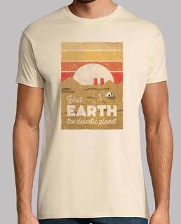 besuche die Erde