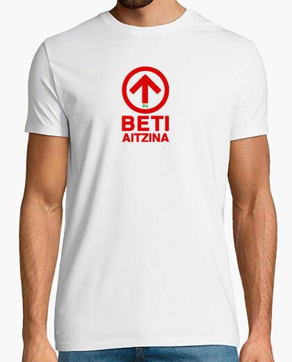 T-shirt beti aitzina sf