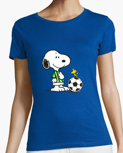 Betico Soccer Snoppy T-shirt for Men or Women
