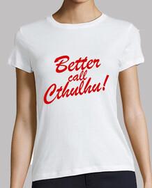 Better call Cthulhu!