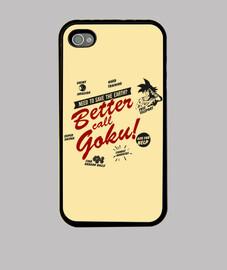 better Call goku!