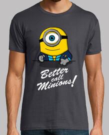 Better call Minions!