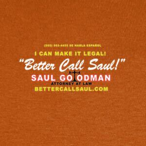 Better Call Saul T-shirts