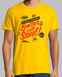 Better Call Saul! | Hombre