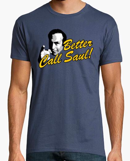 Camiseta BETTER CALL SAUL breaking bad
