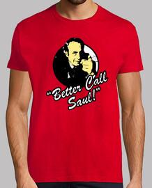 Better call Saul Goodman. Breaking Bad