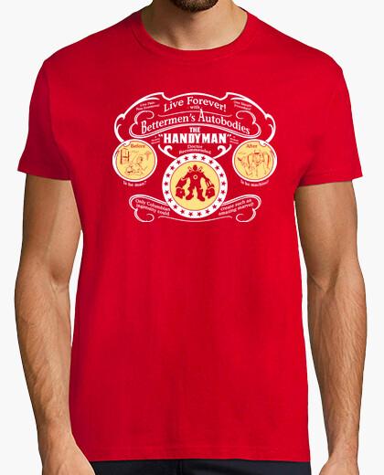 Camiseta Bettermen Autobodies - The Handyman