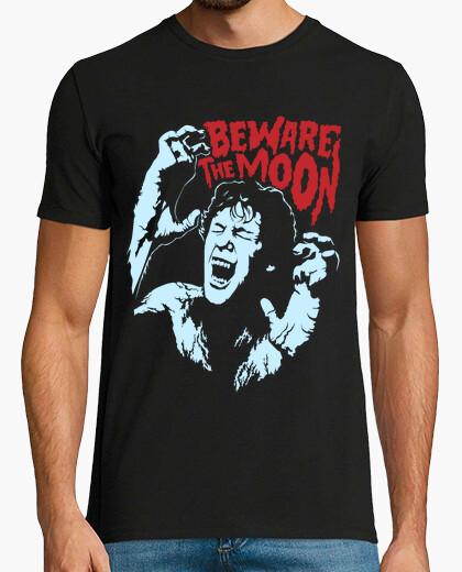 Camiseta Beware The Moon