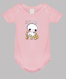 Beymax, no Michelín para tu bebé