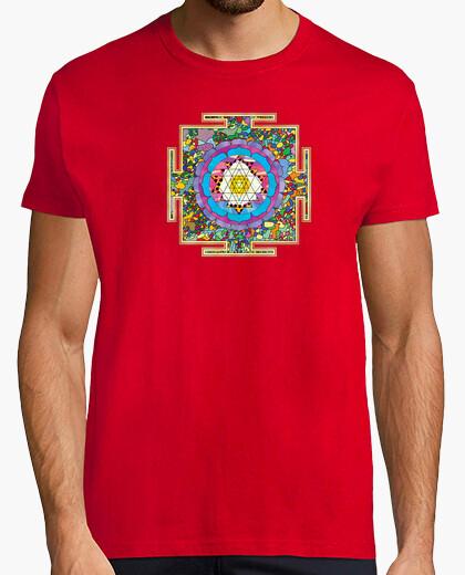 Camiseta Bhuddist Mandala