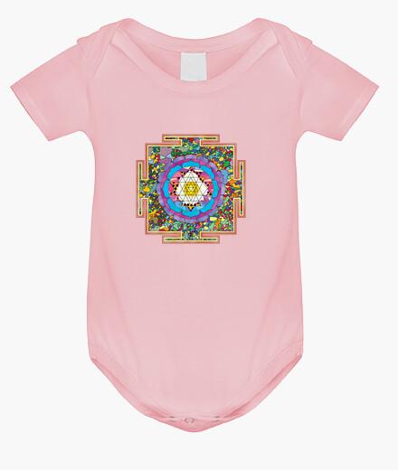 Ropa infantil Bhuddist Mandala