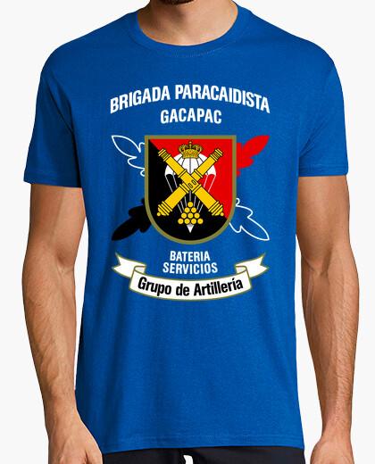 Bia gacapac shirt mod.2 services t-shirt