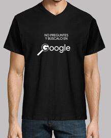 bianco google, non chiedere