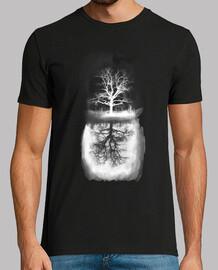 bianco tree - nero
