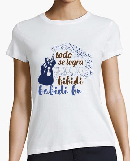 Camiseta Bibidi Babidi Bu