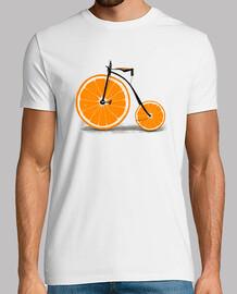 Bici naranja