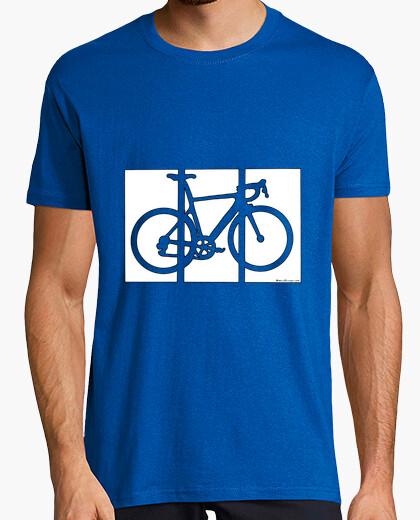 Camiseta Bici siluet