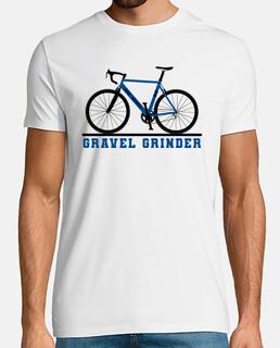 Bicicleta de carretera gravel grinder p
