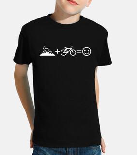 bicicleta de montaña divertido mountain