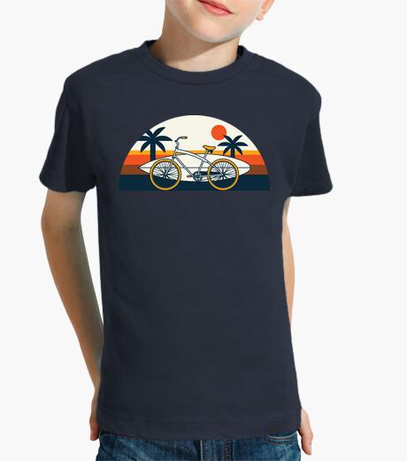 Ropa infantil bicicleta de surf