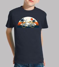 bicicleta de surf