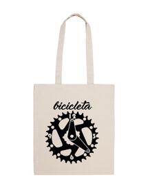 Bicicleta Plato Reloj