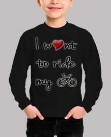 Bicycle race niños