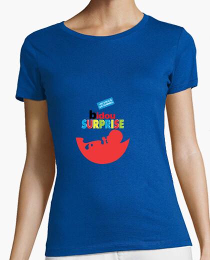 T-shirt bidou sorpresa