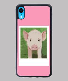 Bienestar animal de cerditos iPhone XR