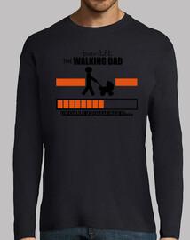 bientôt the walking dad