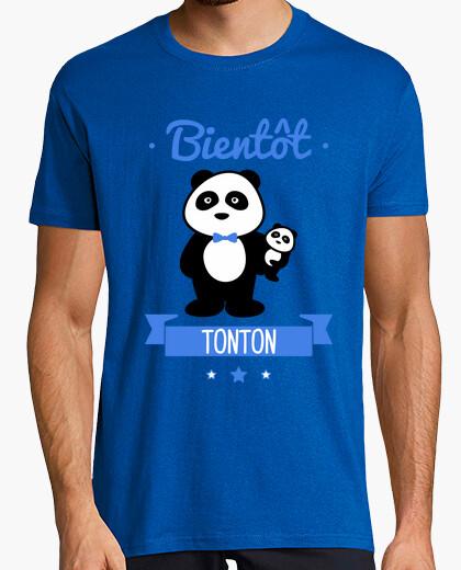 Tee-shirt Bientôt Tonton