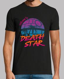 bienvenue à étoile de la mort