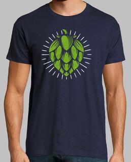 bier hop s haben d gezeichnetes design