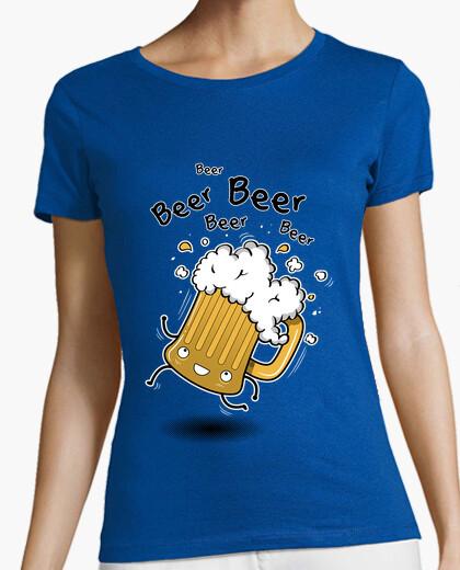 Tee-shirt bière de bière